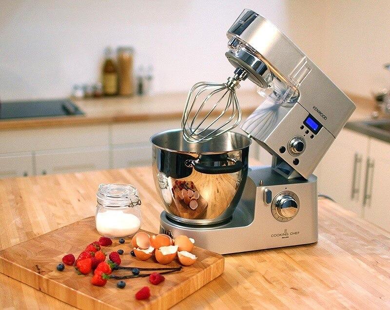 Planetaria ed impastatrice Kenwood KM094 Cooking Chef