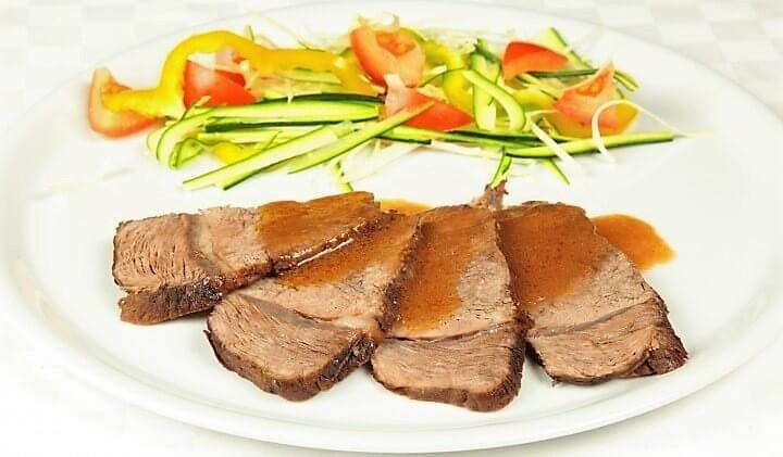 Pasticciata pesarese, un piatto di carne tipico marchigiano